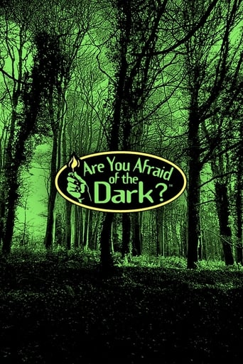 Are You Afraid of the Dark? [0]